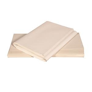 Blanc journal 65x100cm ou 65x50cm
