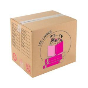 Carton demi standard ACGM top vente 2020
