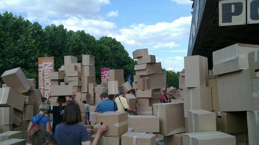 Choisir cartons de déménagement