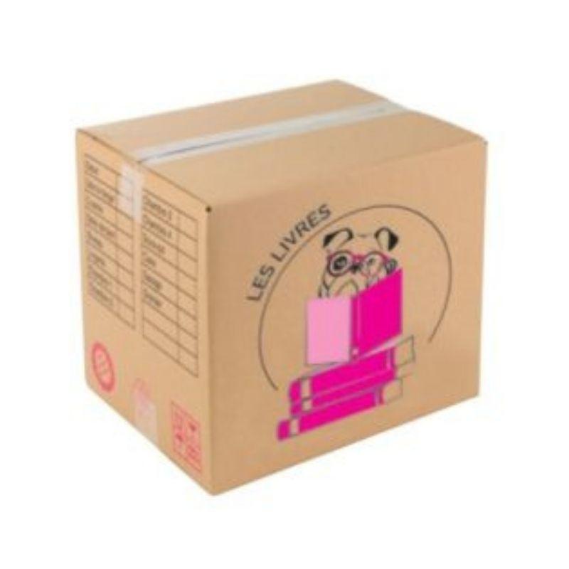 Carton semi standard pour professionnel du déménagement ACGM