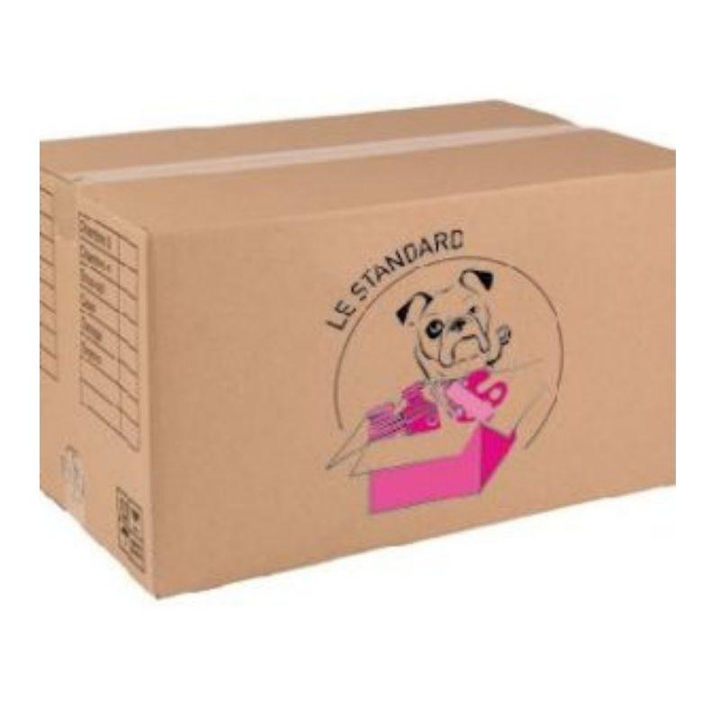 Carton standard pour professionnels du déménagement ACGM